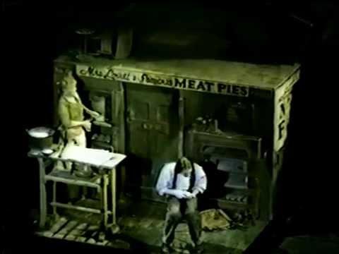 Sondheim:  Epiphany from Sweeney Todd