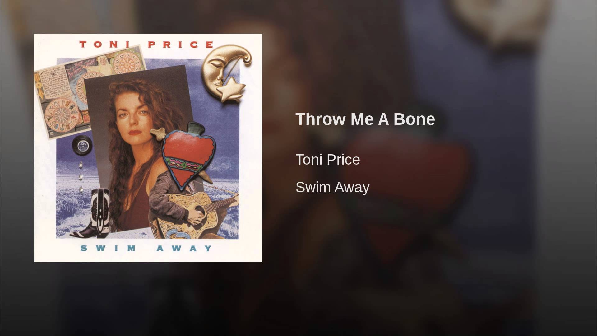 Toni Price: Throw Me A Bone