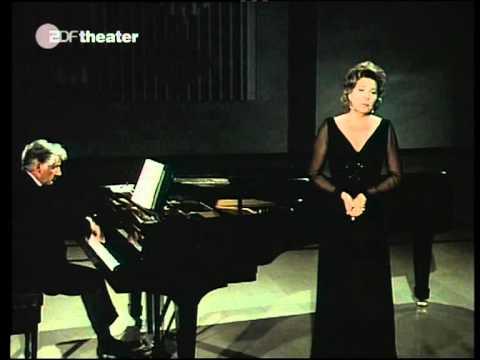 Brahms Lieder (Christa Ludwig/Leonard Bernstein)