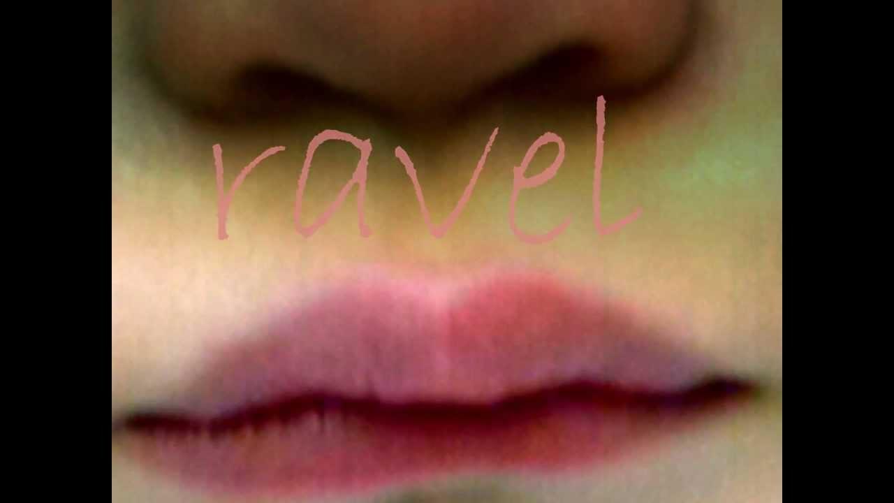 Ravel:  L'indifferent