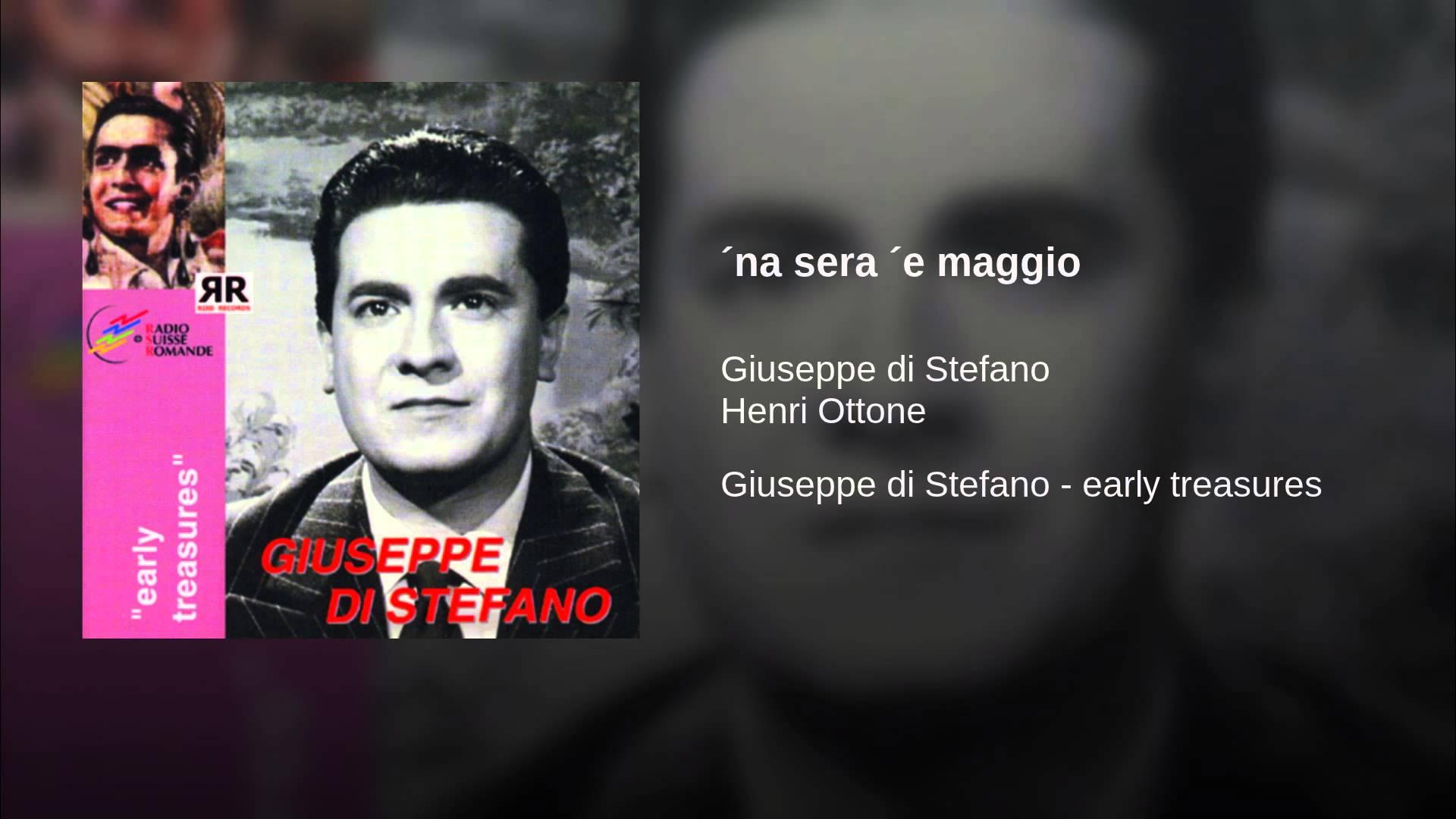 Giuseppe Cioffi:  'Na sera 'e maggio