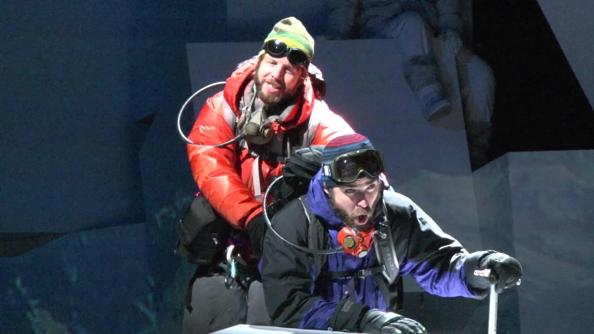 Joby Talbot: Everest