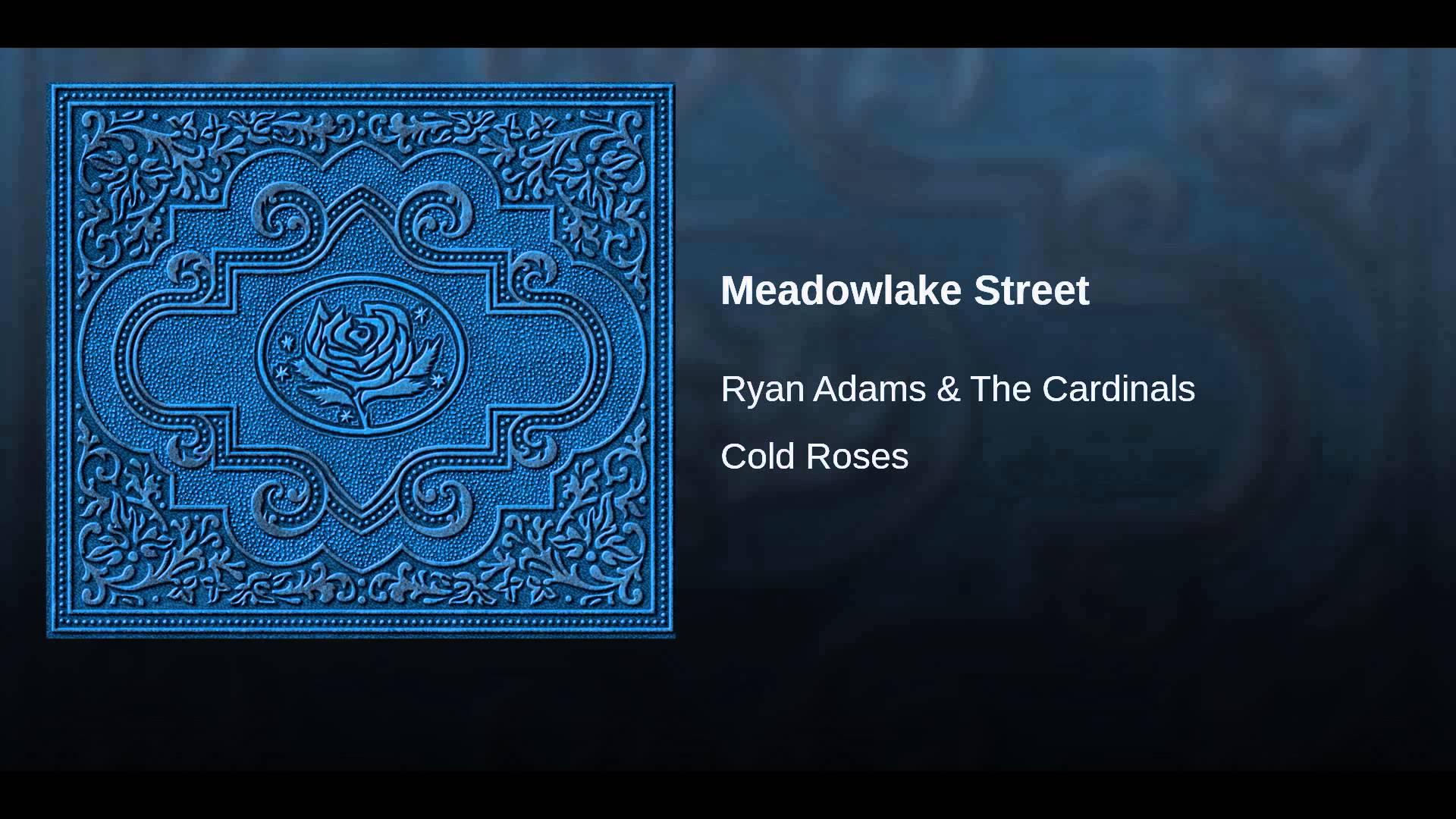 Ryan Adams:  Meadowlake Street