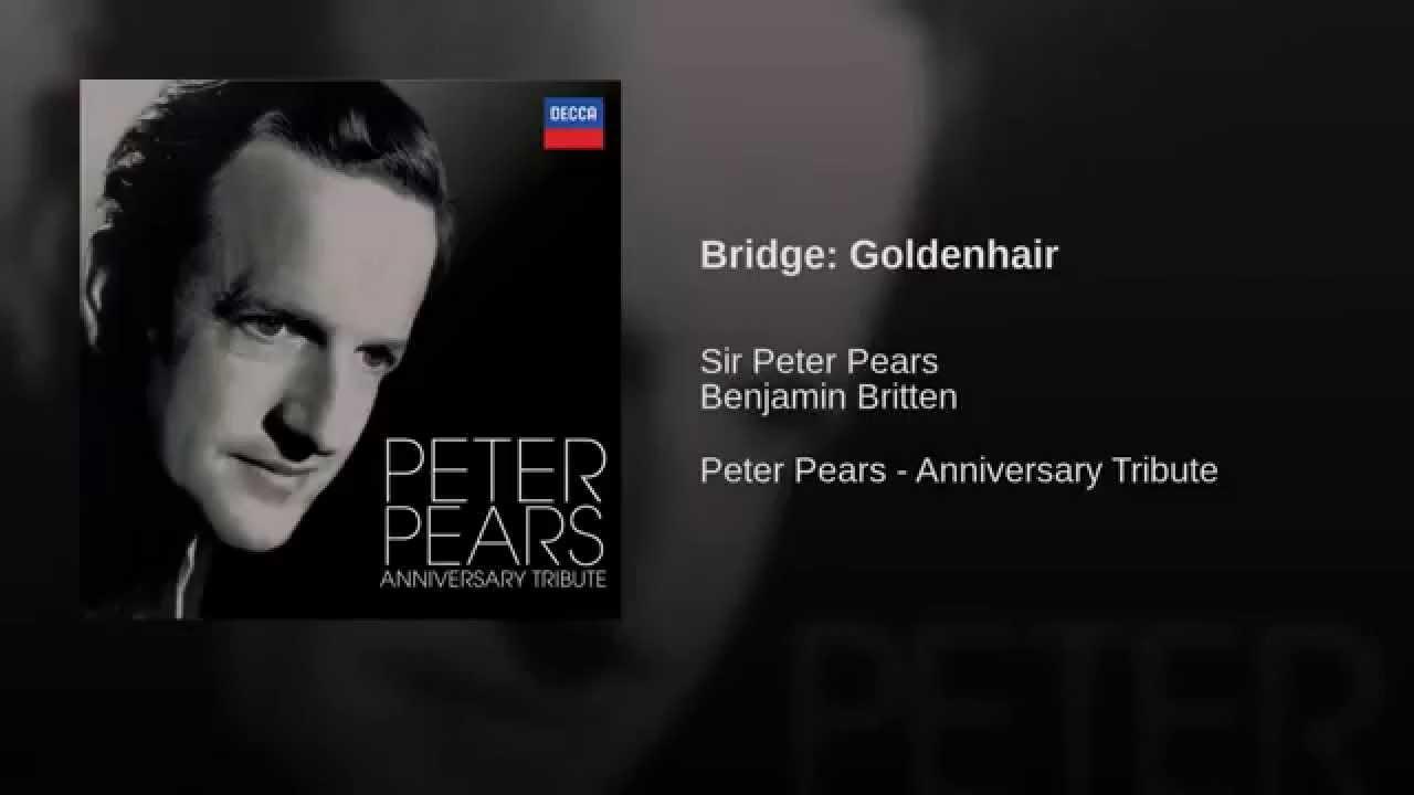 Frank Bridge:  Goldenhair