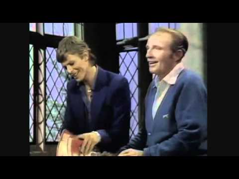 Bing Crosby and David Bowie:  Peace on Earth/Little Drummer Boy