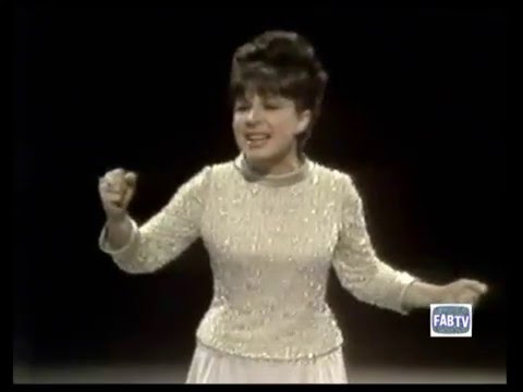 """Eydie Gormé sings """"What Did I Have That I Don't Have?"""""""