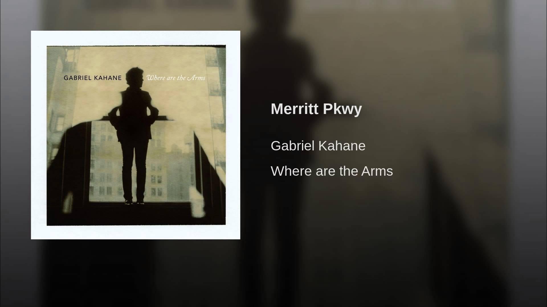 Gabriel Kahane:  Merritt Parkway
