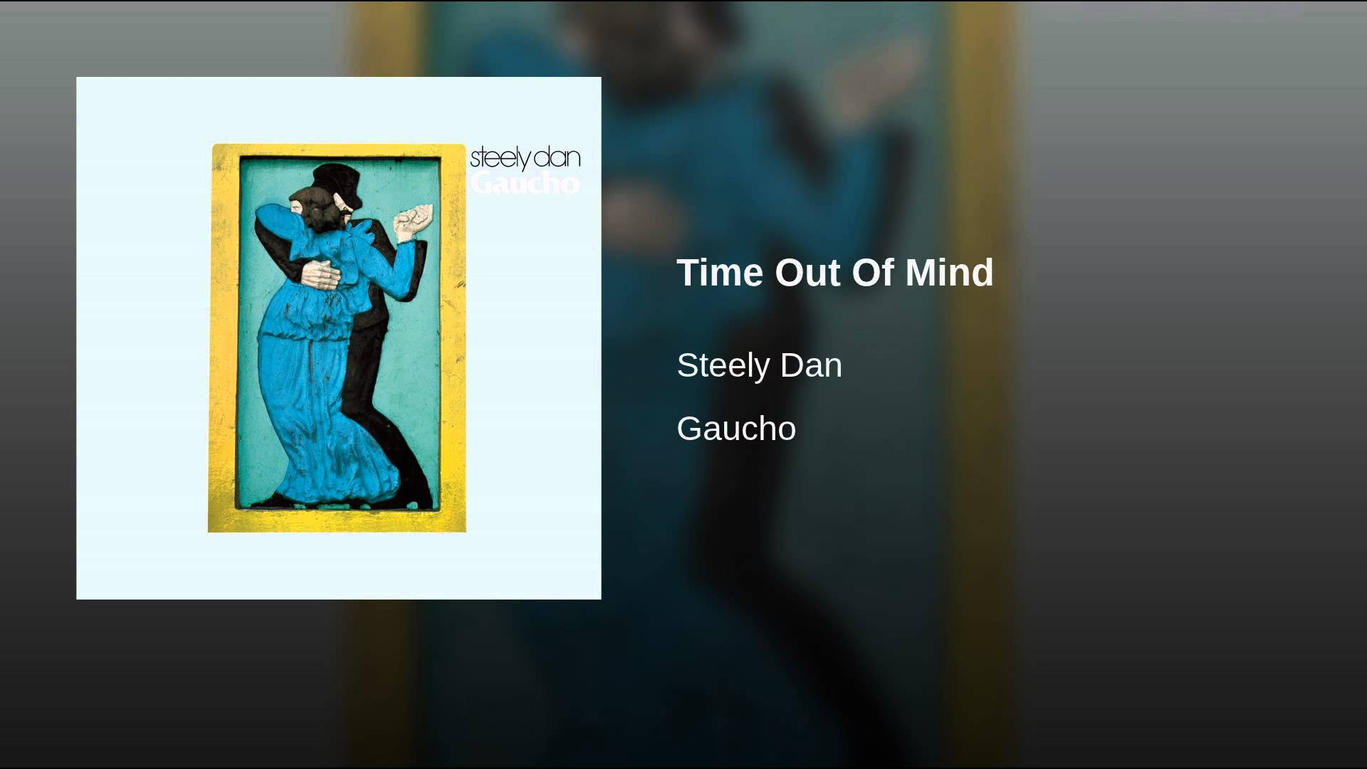 Donald Fagen:  Time Out of Mind