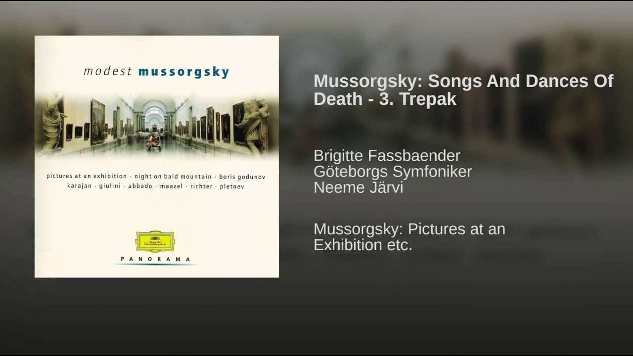 Mussorgsky and Shostakovich