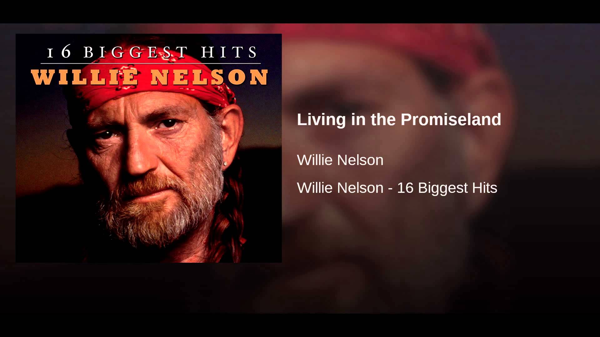 Willie Nelson:  Living in the Promiseland