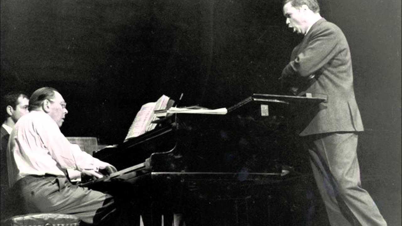 Hugo Wolf and Eduard Mörike: Die Geister am Mummelsee