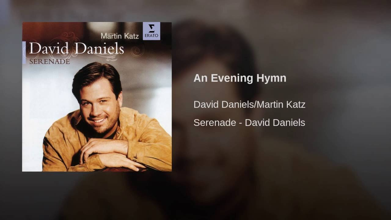 Henry Purcell:  Evening Hymn