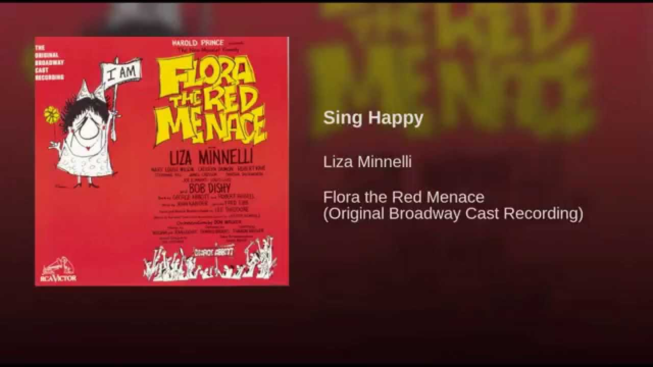 Kander and Ebb:  Sing Happy