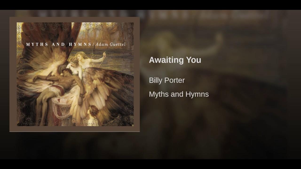 Adam Guettel:  Awaiting You
