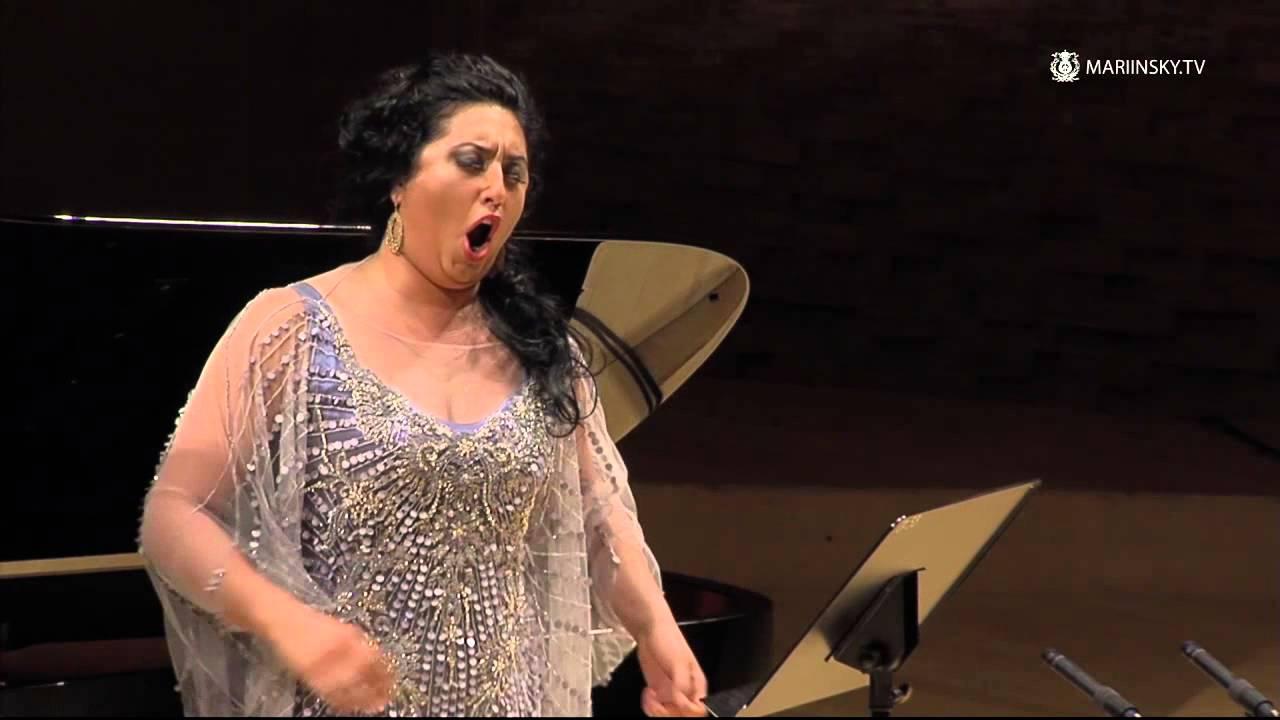 Rachmaninov:  Ne poy, krasavitsa, pri mne