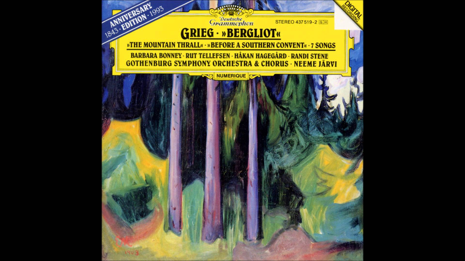 Edvard Grieg: Våren