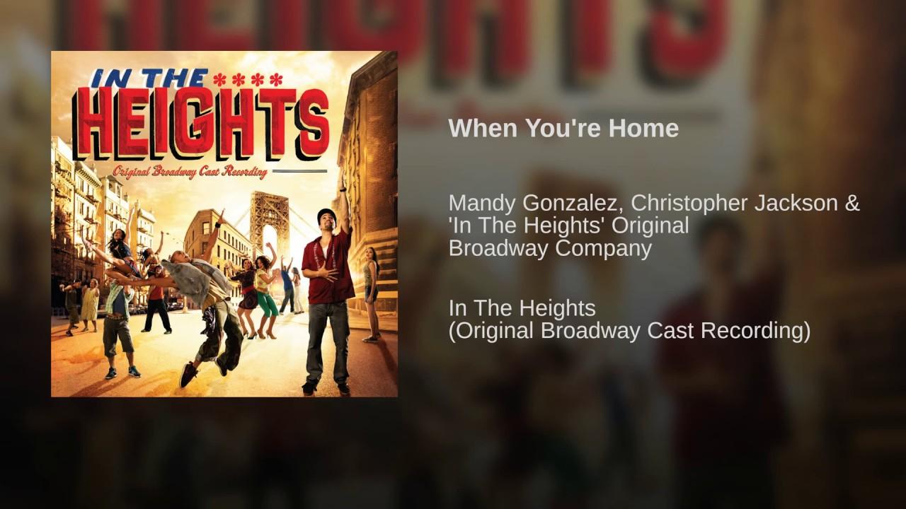Lin-Manuel Miranda:  When You're Home