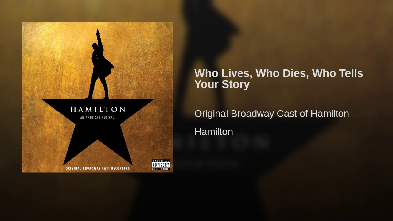 Lin-Manuel Miranda: Who Lives, Who Dies, Who Tells Your Story