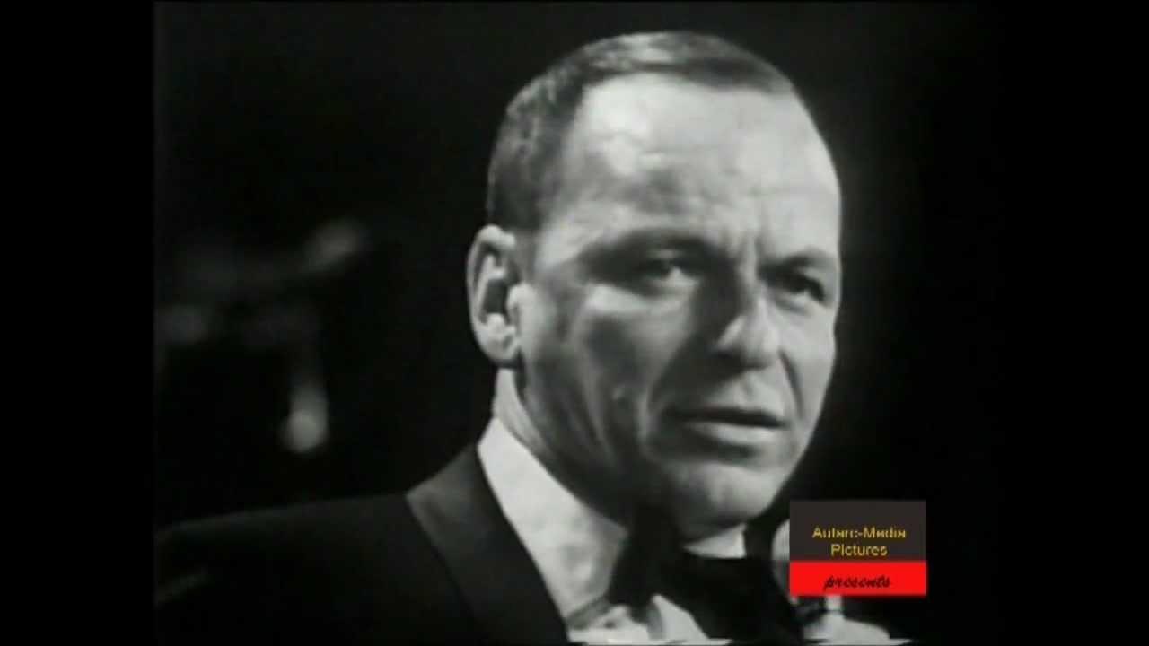 Frank Sinatra sings 'I've Got You Under My Skin'