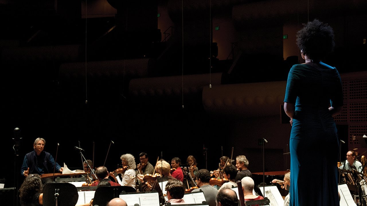 Leonard Bernstein: Somewhere