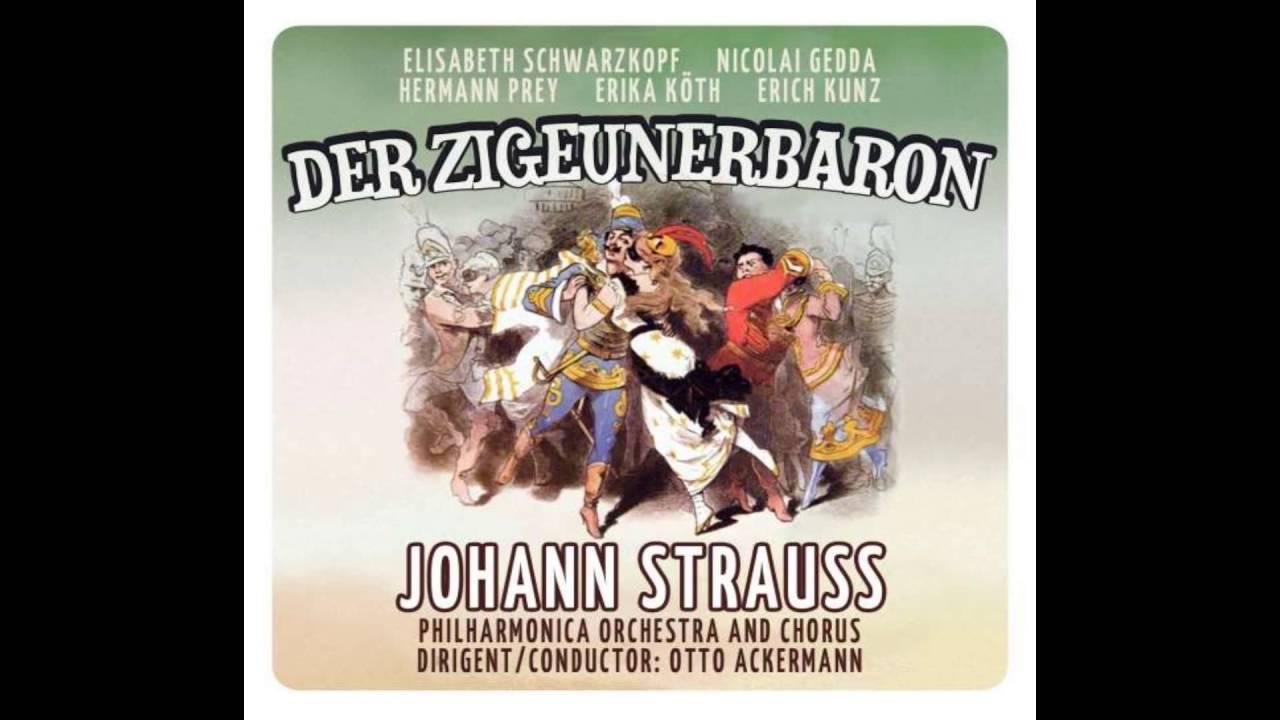 Johann Strauss: Her die Hand