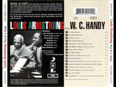 W. C. Handy:  St. Louis Blues