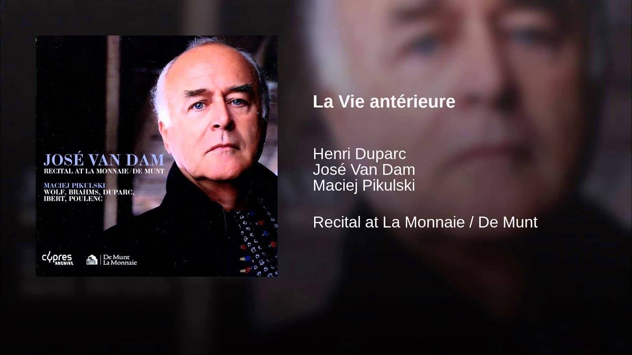 Henri Duparc: La Vie antérieure / L'invitation au voyage