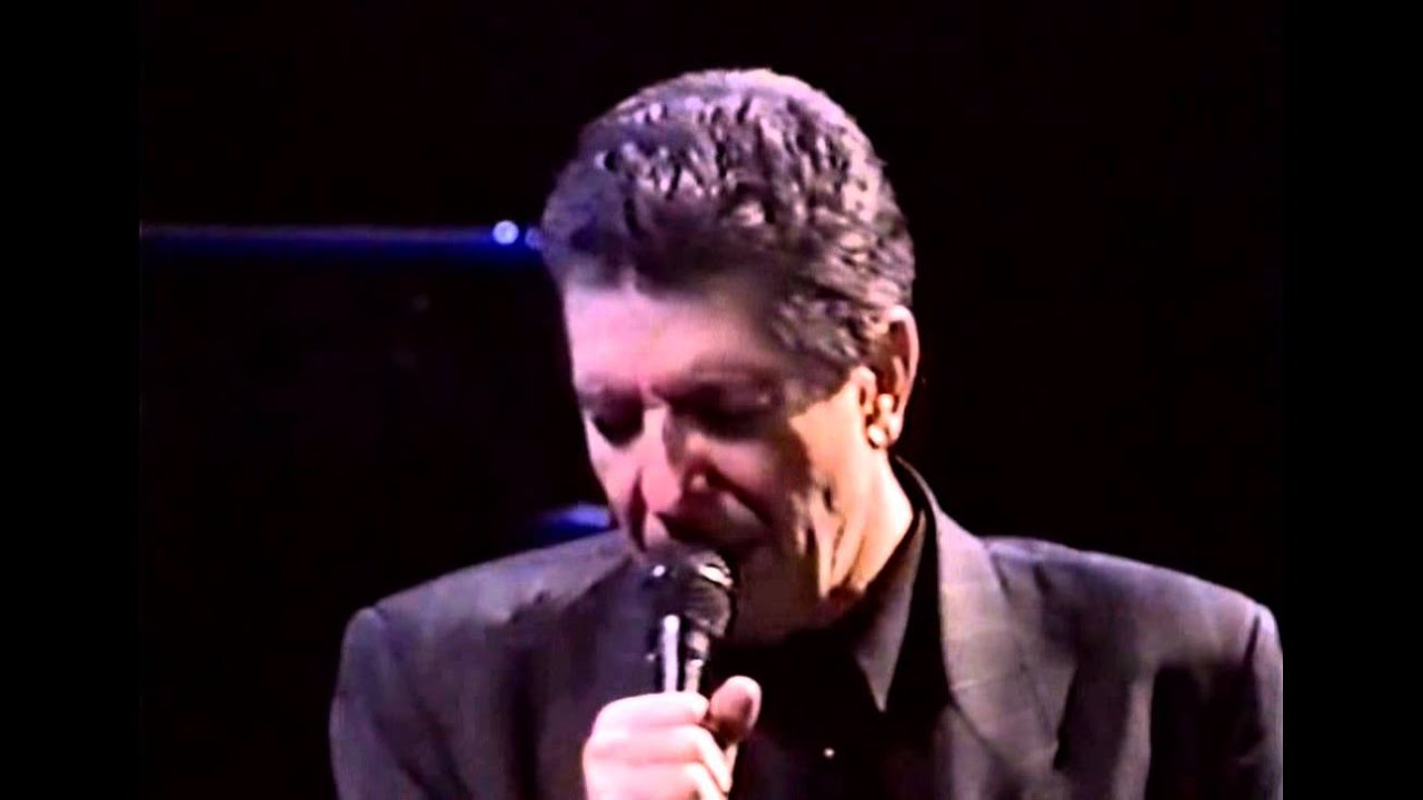 Leonard Cohen:  Take this Waltz