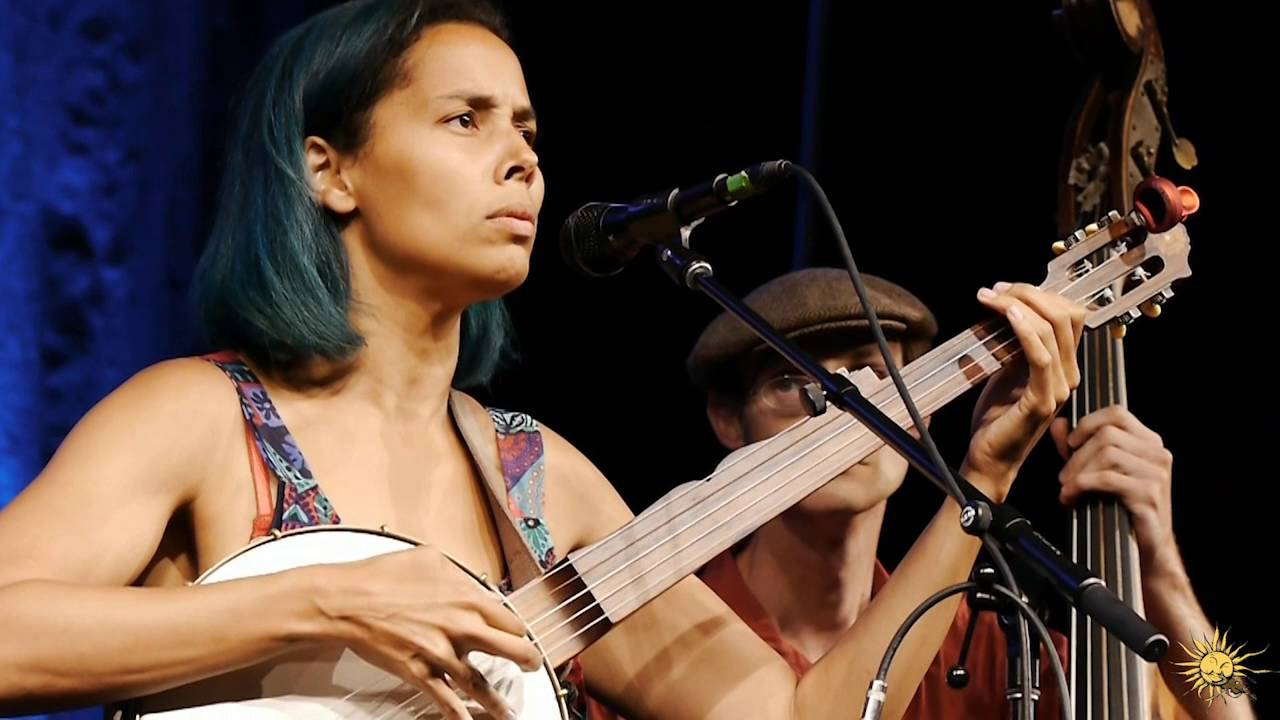 Rhiannon Giddens:  At the Purchaser's Option