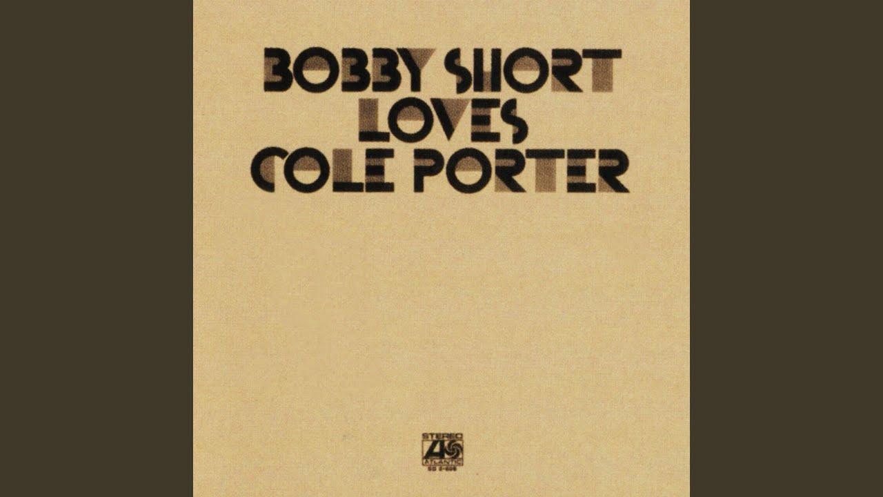 Cole Porter:  I'm In Love Again