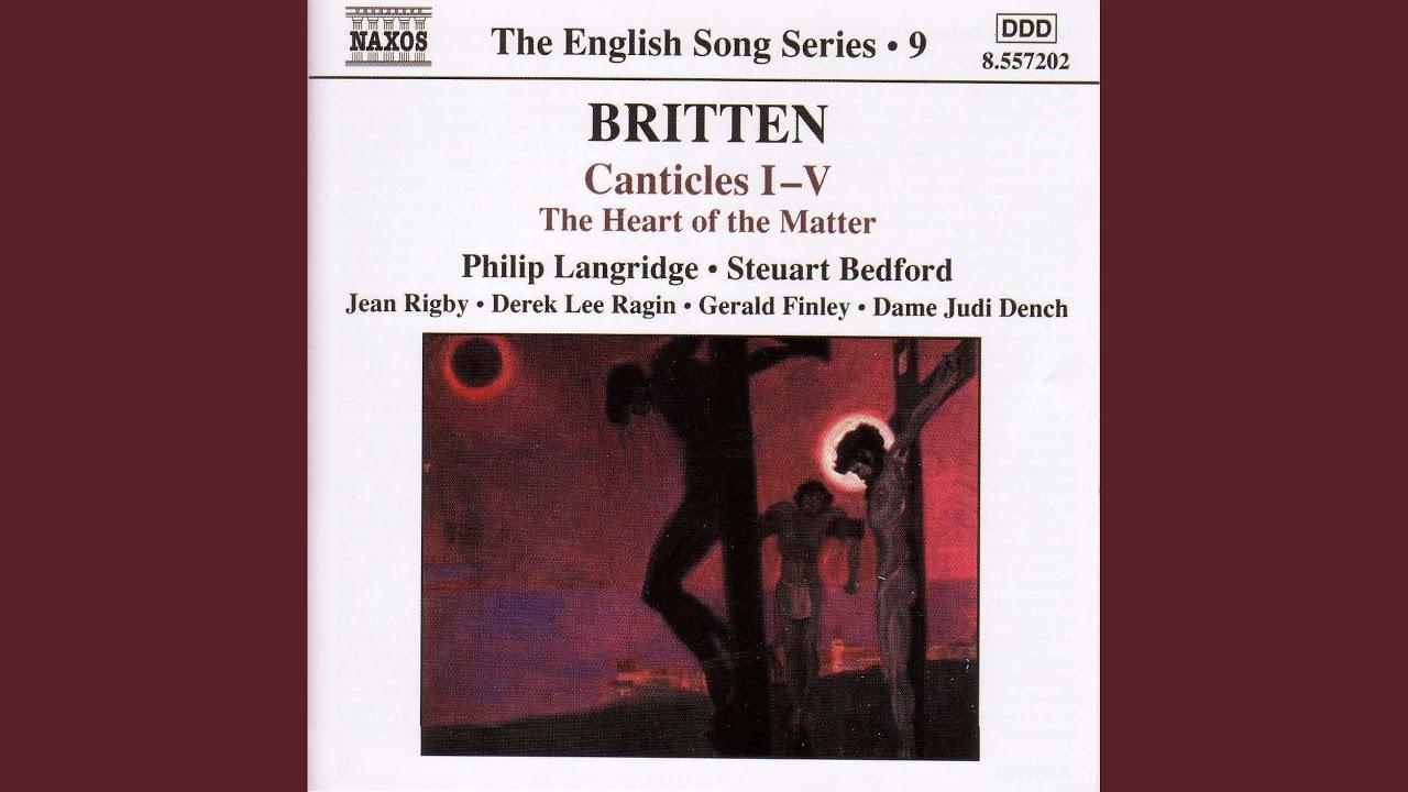 Benjamin Britten: My Beloved Is Mine