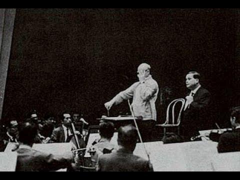 Dietrich Fischer-Dieskau sings Kindertotenlieder