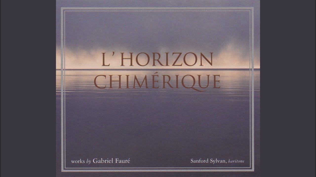 Gabriel Fauré:  Dans la forêt de Septembre