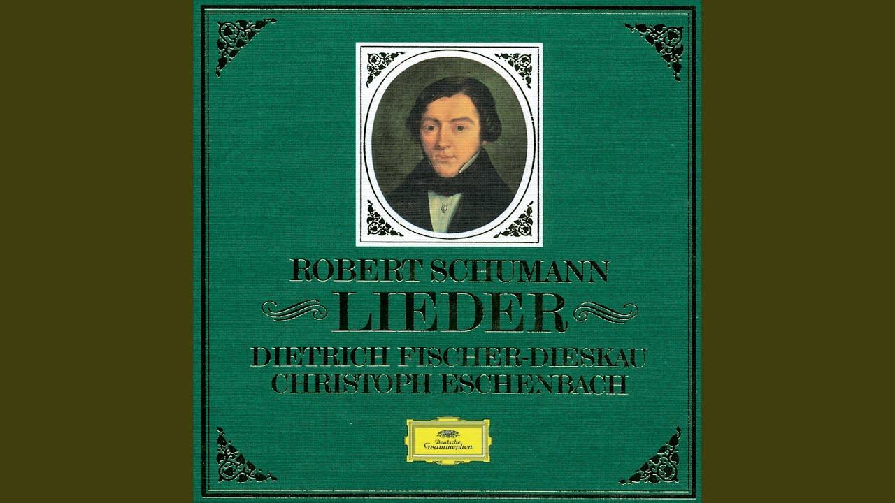 Robert Schumann: Abendlied