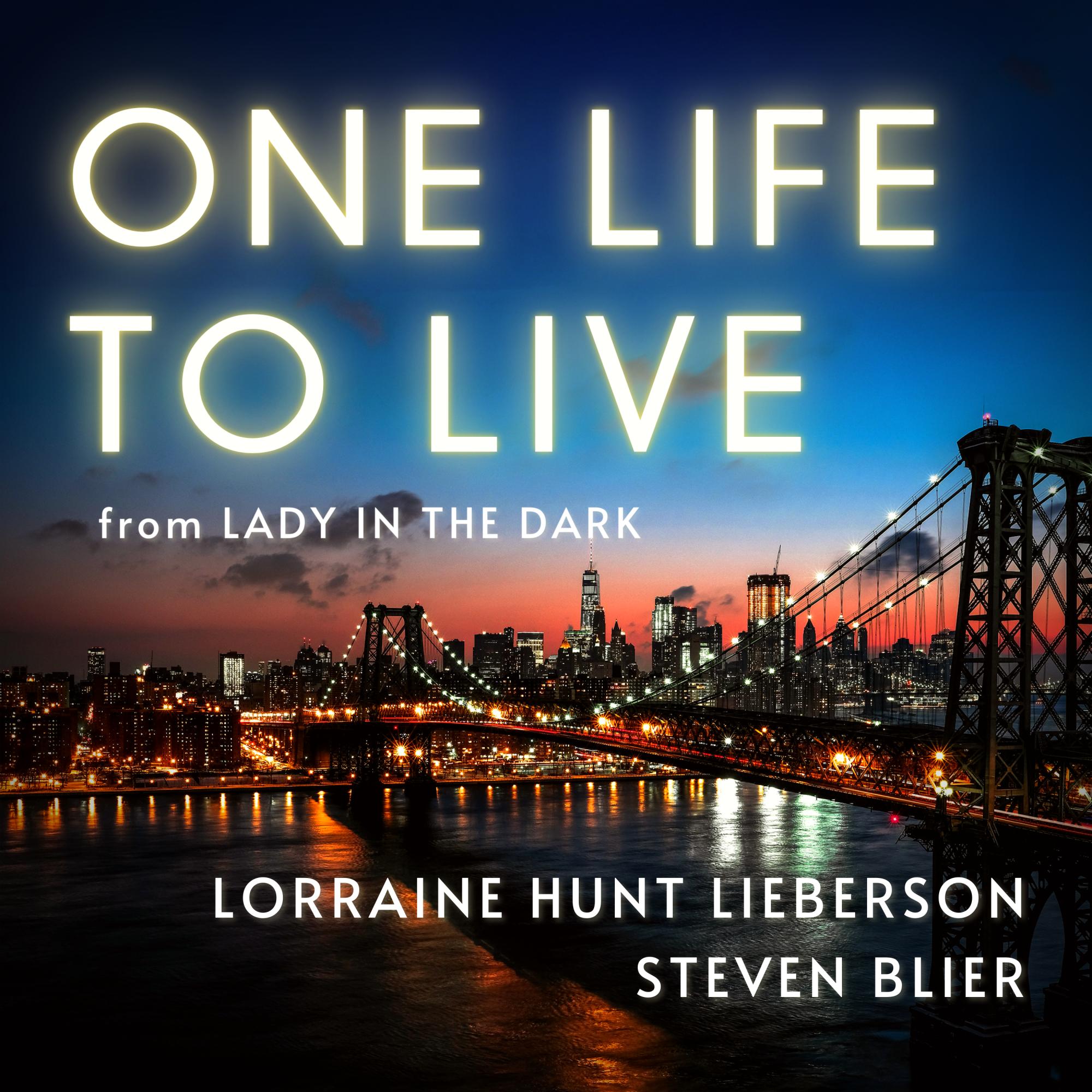 One Life To Live artwork